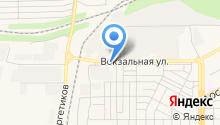 Реактор на карте