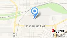 АвтоАкс на карте