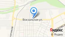 MeKor на карте