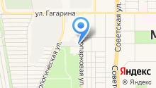 У Tелецентра на карте