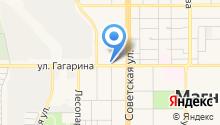 Инвест-центр на карте