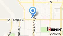 Абрамова Н.А. на карте