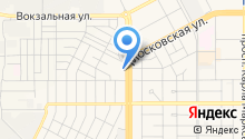 Авто центр ИНКОМСЕРВИС-М на карте