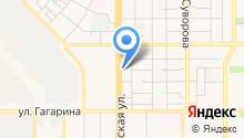 СУБАРУ СЕРВИС МГН на карте