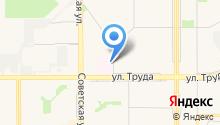 Магнитогорская грязелечебница с курортной поликлиникой, ГУП на карте