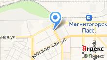 Автокомфорт на карте