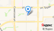 Адрес`Ок на карте