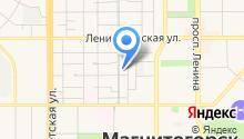 67ой на Суворова на карте