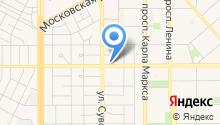 Комсомолка на карте
