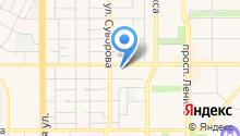 ЛЕНИНГРАДСКИЙ на карте