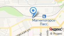 Форт, ЗАО на карте