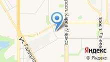 Автомастерская Александра Беляева на карте