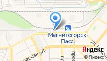 Авторезерв на карте