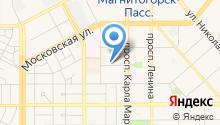 Авторитет Софт на карте