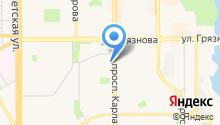 АКЦИЯ-ЗАЙМ на карте