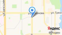 агентство недвижимости рио-люкс на карте