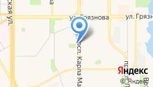 Кубасов на карте