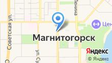 Magic на карте