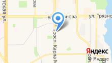 АБВ-Перспектива на карте