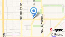 Мол Булак на карте