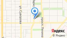 RCS на карте