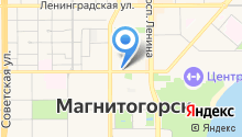 Кирпишникова Е.С. на карте