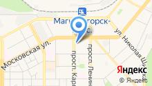 Студия Семена Вишнякова на карте