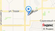 Айбала на карте