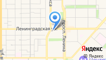 АллоЭвакуатор на карте