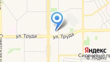 Авторазбор174.рф на карте