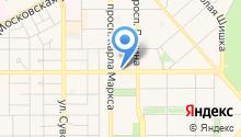 Loveland на карте