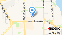 Адвокатский кабинет Юрьева А.А. на карте