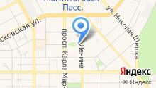 Магнитогорский театр Оперы и Балета на карте