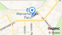 XPERT на карте
