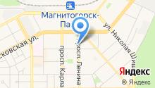 Адвокатский кабинет Мочалиной Л.П. на карте