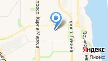 Akenoo на карте