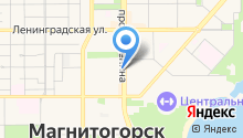 Garderob на карте