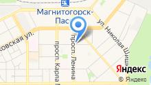 Магазин оптово-розничной торговли мяса птицы и полуфабрикатов на карте