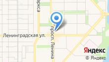 Центр йогатерапии на карте