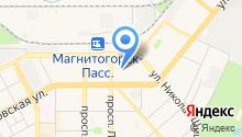 Авангард-М на карте