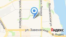 ASHRAM-Восточные Единоборства на карте