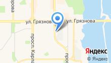 YouActive на карте