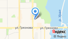 Агентство экспертизы и юридических услуг на карте