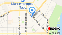 Бюро правовой помощи на карте