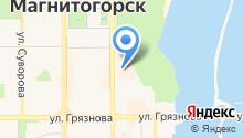 FIBAK на карте