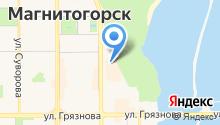 Proffessioal market на карте