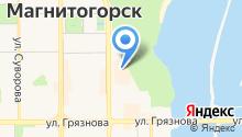 Автомат по продаже газированных напитков на карте