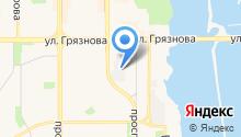 PENA на карте