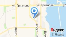 Уральский фермер на карте