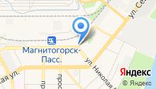 ЯнычЪ на карте